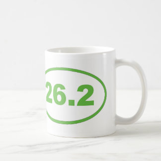 26.2 Light Green Coffee Mug