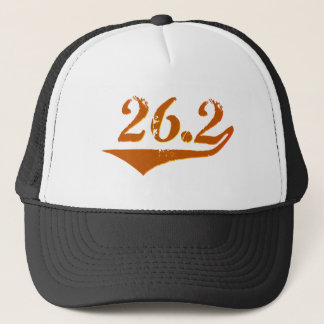 26.2 Marathon Retro Trucker Hat