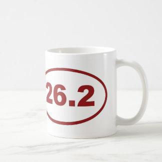 26.2 Maroon Red Coffee Mug