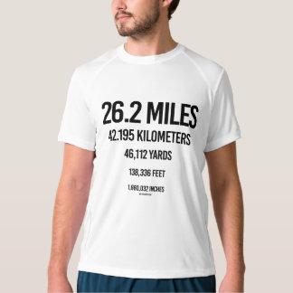 26-2 Mile Measurements -  .png T-Shirt