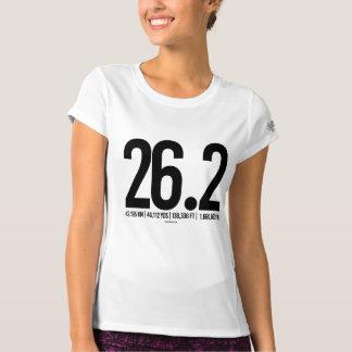 26-2 Mileage Conversion -  .png T-Shirt
