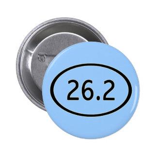 26 2 Miles Button