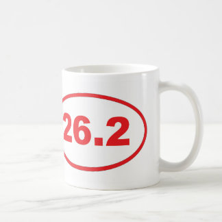 26.2 Red Coffee Mug