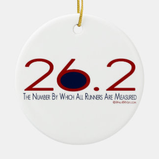 26.2 The Number Christmas Ornament