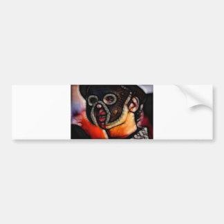 26 - Penumbra Mask Bumper Sticker