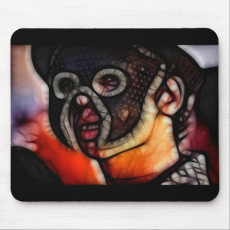 26 - Penumbra Mask Mouse Pads