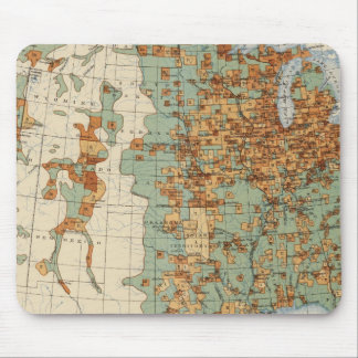 26 Population in cities >2000 inhabitants, 1900 Mouse Pad