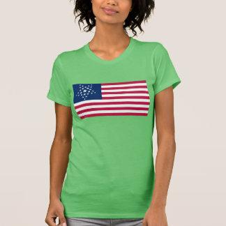 26 Star Great Star US Flag Shirt
