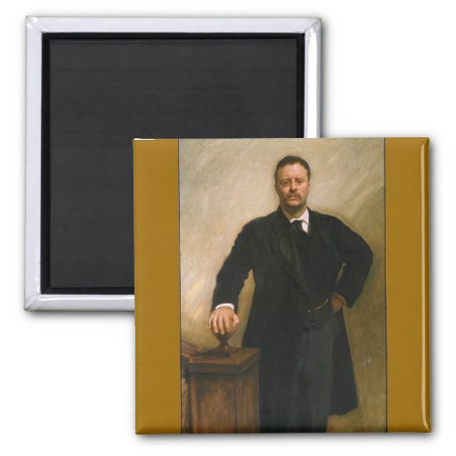 26 Theodore Roosevelt Magnet