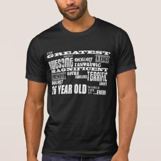26th Birthday Party Greatest Twenty Six Year Old T-shirts