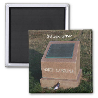 26TH NORTH CAROLINA MONUMENT MAGNET