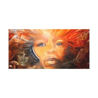 27 Club Gallery Wrap Canvas