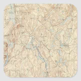 27 Guilford sheet Square Sticker