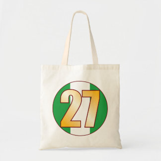 27 NIGERIA Gold Tote Bag