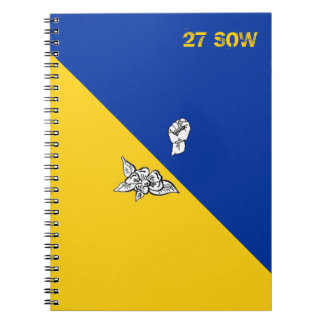 27 SOW NOTEBOOKS