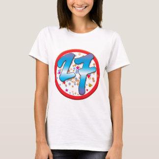 27th Birthday T-Shirt