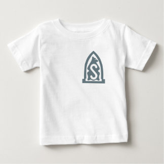 27th Infantry Regiment Coat of Arms Baby T-Shirt