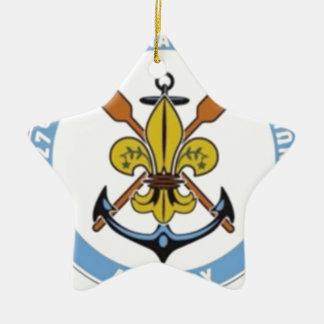 27th Limassol Sea Scouts Christmas Ornament