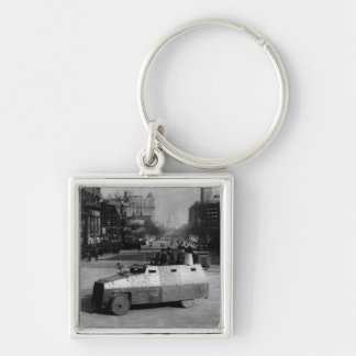 27th March 1917:  The armoured vehicle squadron Key Ring