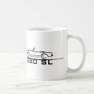 280SL BLK COFFEE MUG