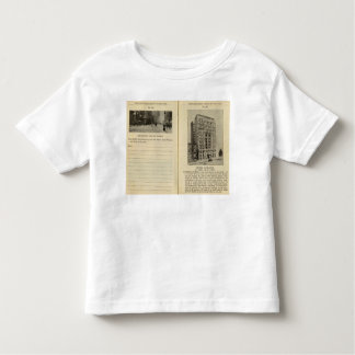 28586 Broadway & 31st St Hotel Wolcott Toddler T-Shirt