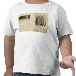 28586 Broadway & 31st St Hotel Wolcott T-shirts