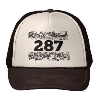 287 TRUCKER HAT