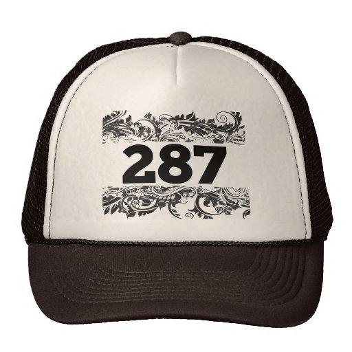 287 TRUCKER HATS