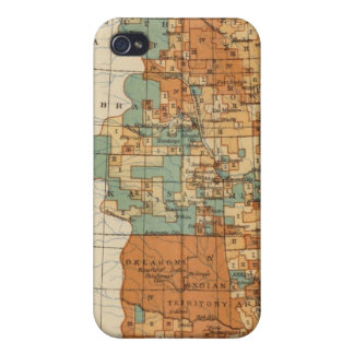 28 Increase 1890 to 1900 Cover For iPhone 4