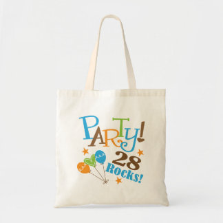 28th Birthday Gift Ideas Tote Bags