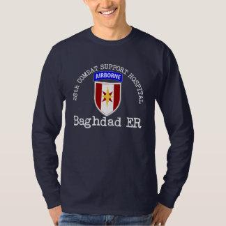 28th Combat Support Hospital - Baghdad ER T-Shirt