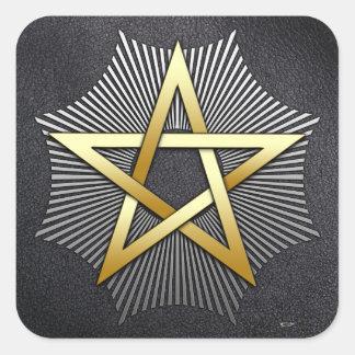28th Degree: Knight Commander of the Temple Square Sticker