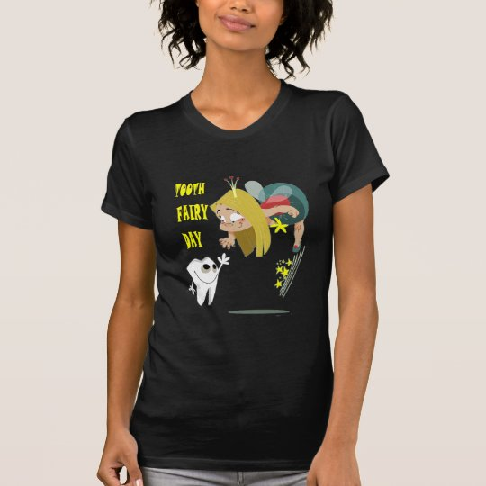 28th February - Tooth Fairy Day - Appreciation Day T-Shirt