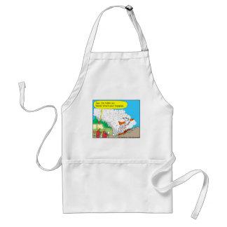 292 firetanker cartoon standard apron