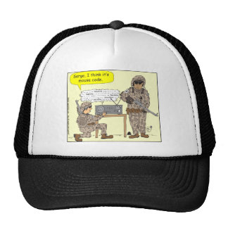299 mouse code cartoon cap
