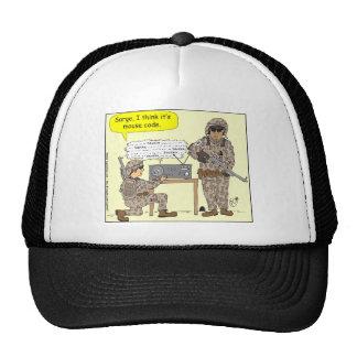 299 mouse code cartoon hats