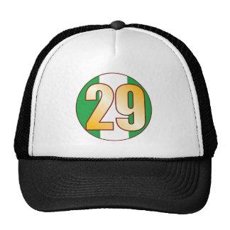 29 NIGERIA Gold Cap
