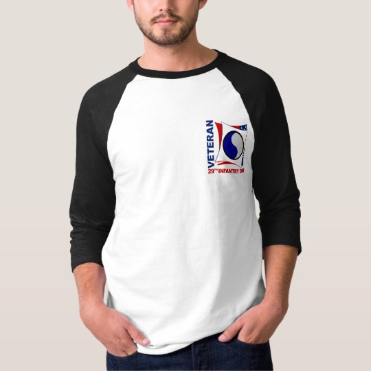 29th Infantry Division Veteran T-Shirt