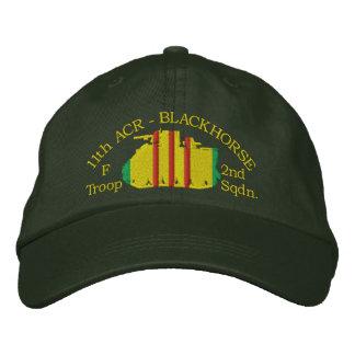 2/11th (Your Troop) Cavalry M113 ACAV Hat Baseball Cap