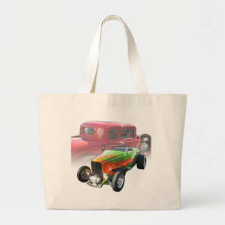 2 1932 Fords Canvas Bag