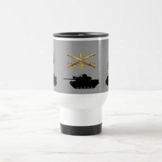 2/1st Cavalry Blackhawks AFVs Mug