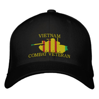 2/34th Armor M48 Combat Vet Embroidered Hat