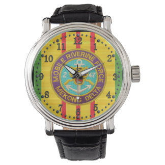 2/47th Inf. Vintage MRF Patch VSM Watch
