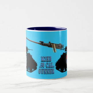 2/47th Infantry Blue M2HB .50 Gunner Mug