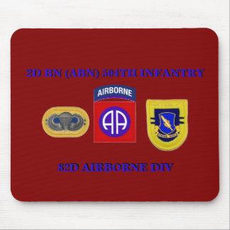 2 504th 82d Airborne Mousepad