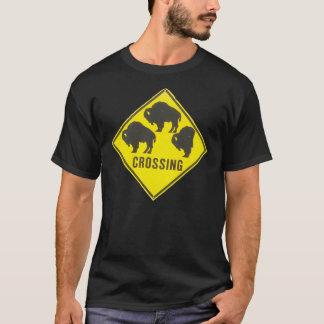2.5 Buffalo Crossing T-Shirt