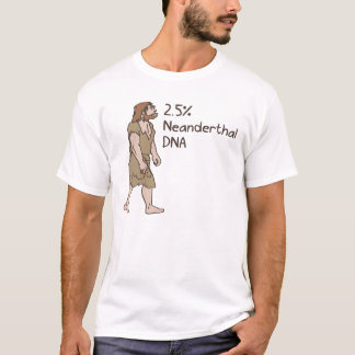 2.5% Neanderthal Shirt