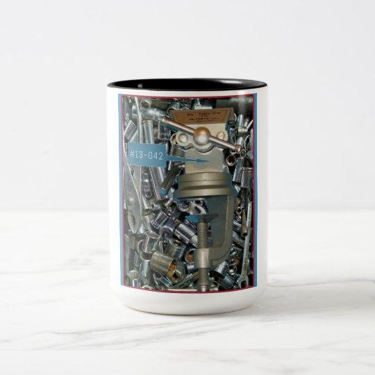 2.5'' Table Vice #13-042 Olympia Tools Coffee Mug