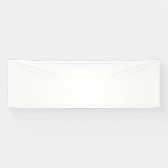 Custom 0.76 m x 2.44 m (2.5 ft x 8 ft) Banner