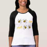 2 Bee Baseball shirt